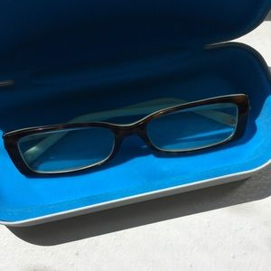 Tiffany and co eyeglasses